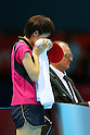 2012 Olympic Games - Table Tennis - Women's Singles Semi-final