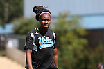 13 September 2015: UCLA's Amber Munerlyn. The University of North Carolina Tar Heels hosted the University of California Los Angeles Bruins at Fetzer Field in Chapel Hill, NC in a 2015 NCAA Division I Women's Soccer game. UNC won the game 3-1.