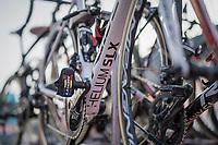 Team Lotto-Soudal's weapon of choice<br /> <br /> 115th Paris-Roubaix 2017 (1.UWT)<br /> One Day Race: Compi&egrave;gne &rsaquo; Roubaix (257km)