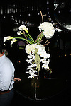 """Atmosphere (Pedestals Floral Decorators) at Wendy Williams celebrates the launch of her new book """"Ask Wendy"""" by HarperCollins and  her new Broadway role as Matron """"Mama"""" Morton in Chicago - Held at Pink Elephant, NY"""