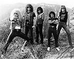 Twisted Sister 1983.© Chris Walter.