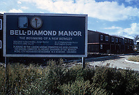 1974 January...Redevelopment...Berkley 2 (A-1-5).Bell Diamond sign...NEG#.NRHA# 2635..