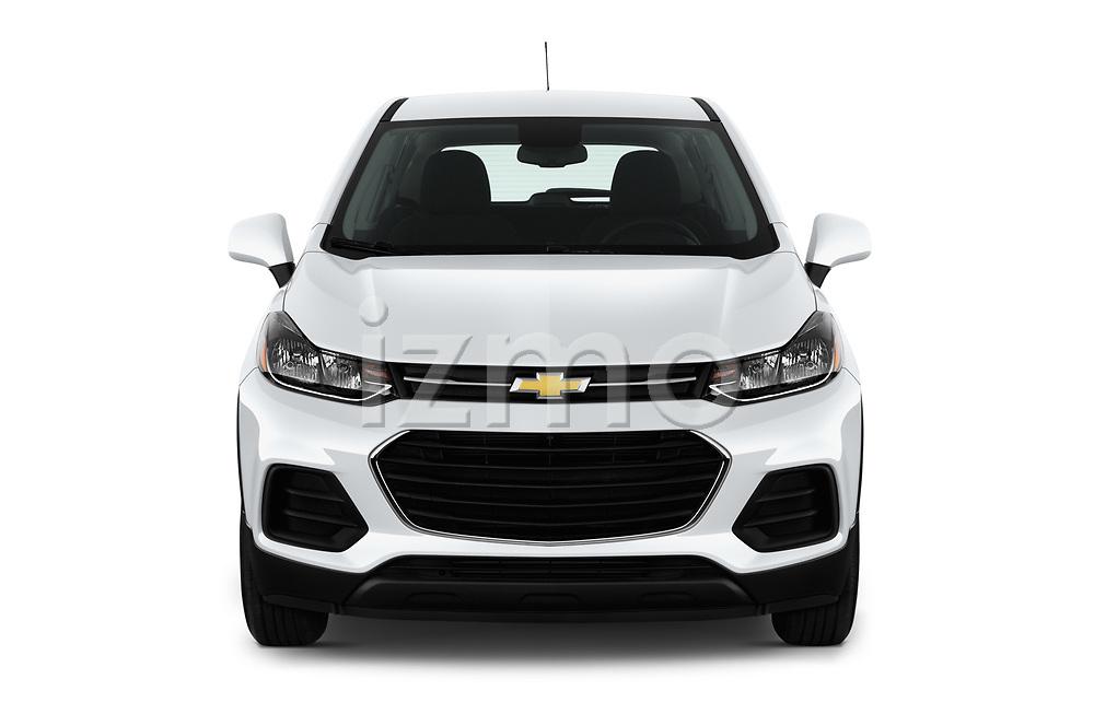 2017 chevrolet trax ls 5 door suv front view car. Black Bedroom Furniture Sets. Home Design Ideas
