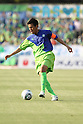 Naoya Ishigami (Bellmare), MAY 8th, 2011 - Football : 2011 J.League Division 2 match between Shonan Bellmare 1-1 Ehime FC at Hiratsuka Stadium in Kanagawa, Japan. (Photo by Kenzaburo Matsuoka/AFLO).