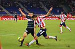 Barranquilla- Nacional derrotó 1 gol por 0 a Junior, en el partido correspondiente a la fecha 15 del Torneo Clausura 2014, en el estadio Metropolitano Roberto Meléndez, 19 de octubre.