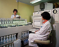 Women in laboratory