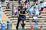 03 April 2016: Notre Dame's Nikki Ortega. The University of North Carolina Tar Heels hosted the University of Notre Dame Fighting Irish in a 2016 NCAA Division I Women's Lacrosse match. Maryland won the game 14-8.