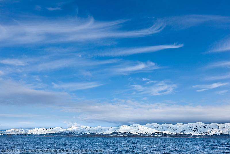 Montague Island, Prince William Sound, southcentral, Alaska