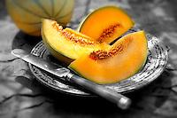 Canteloupe melon