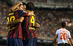 01-09-13 BBVA League - Valencia CF vs FC Barcelona