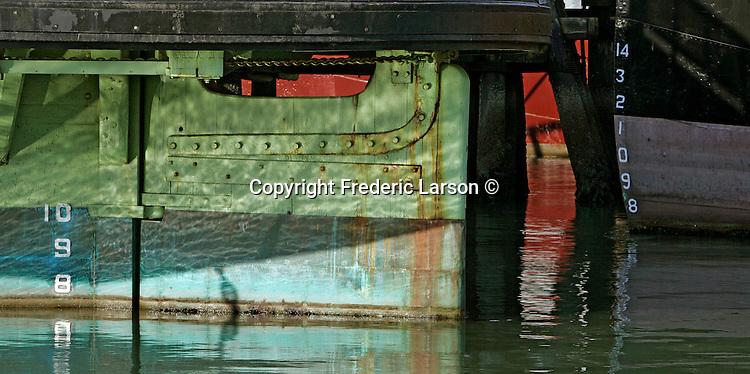 Fishermen Wharf of San Francisco, California