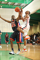 April 8, 2011 - Hampton, VA. USA; Brandon Bolden participates in the 2011 Elite Youth Basketball League at the Boo Williams Sports Complex. Photo/Andrew Shurtleff