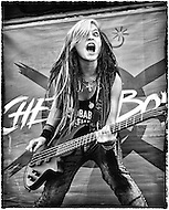 Cherri Bomb at Vans Warped Tour Atlanta