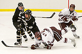 Cody Omilusik (Army - 6), Danny Colvin (Army - 24), Kevin McNamara (Colgate - 10), Francois Brisebois (Colgate - 13) - The host Colgate University Raiders defeated the Army Black Knights 3-1 in the first Cape Cod Classic at the Hyannis Youth and Community Center in Hyannis, MA.