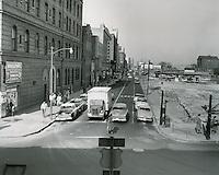 UNDATED..Historical..Monticello Avenue at City Hall Avenue looking North..PHOTO CRAFTSMEN INC..NEG# 27-550.NRHA# 699..
