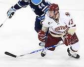 Cam Atkinson (BC - 13) - The Boston College Eagles defeated the visiting University of Maine Black Bears 4-0 on Friday, November 19, 2010, at Conte Forum in Chestnut Hill, Massachusetts.