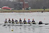 392 Osiris W.SEN.8+..Marlow Regatta Committee Thames Valley Trial Head. 1900m at Dorney Lake/Eton College Rowing Centre, Dorney, Buckinghamshire. Sunday 29 January 2012. Run over three divisions.