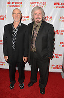 """HOLLYWOOD, CA - AUGUST 18:  Barry Livingston, Stanley Livingston at """"Child Stars - Then and Now"""" Exhibit Opening at the Hollywood Museum on August 18, 2016 in Hollywood, California. Credit: David Edwards/MediaPunch"""