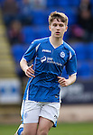 St Johnstone Academy v Manchester Utd Academy&hellip;.06.05.16  McDiarmid Park, Perth<br />David Brown<br />Picture by Graeme Hart.<br />Copyright Perthshire Picture Agency<br />Tel: 01738 623350  Mobile: 07990 594431