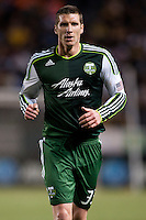 Portland Timbers forward Kenny Cooper (33). The LA Galaxy defeated the Portland Timbers 3-0 at Home Depot Center stadium in Carson, California on  April  23, 2011....