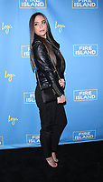 NEW YORK, NY April 20, 2017 Samantha Giancola attend Logo's Fire Island Premiere Party  at Atlas Social Club  in New York April 20,  2017. Credit:RW/MediaPunch