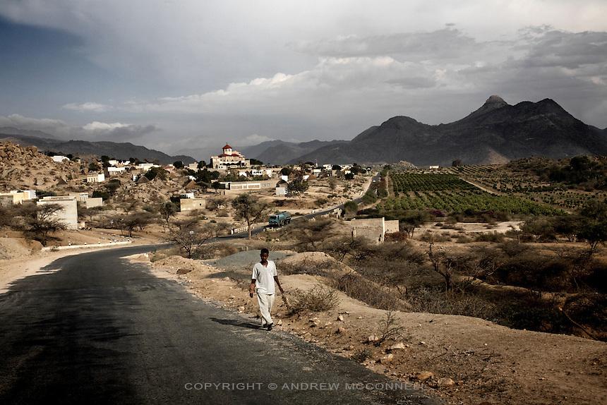 Western Eritrea..