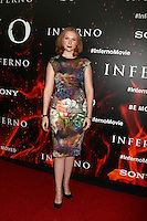 LOS ANGELES, CA - OCTOBER 25: Molly Quinn at  the screening of Sony Pictures Releasing's 'Inferno' held at the DGA Theater on October 25, 2016 in Los Angeles, California. Credit: David Edwards/MediaPunch
