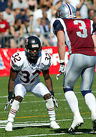 Crance Clemons Ottawa Renegades 2003. Photo Scott Grant
