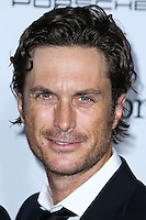 CULVER CITY, LOS ANGELES, CA, USA - NOVEMBER 08: Oliver Hudson arrives at the 3rd Annual Baby2Baby Gala held at The Book Bindery on November 8, 2014 in Culver City, Los Angeles, California, United States. (Photo by Xavier Collin/Celebrity Monitor)