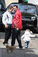 sarkozy with daughter giulia