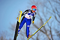 Yurina Yamada (JPN),.MARCH 4, 2012 - Ski Jumping : FIS Ski Jumping World Cup Ladies in Zao, Individual the 13th Competiiton HS100 at Jumping Hills Zao,Yamagata ,Japan. (Photo by Jun Tsukida/AFLO SPORT) [0003].