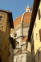 The Duomo tower - Florence - Italy