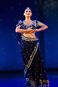 "World premiere of ""Wah! Wah! Girls"" , a British Bollywood musical, at the Peacock Theatre, London. A Sadler's Wells, Theatre Royal Stratford East & Kneehigh production, in association with Hall for Cornwall. Picture shows: Sophiya Haque (as Soraya)."