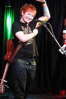 Ed Sheeran visit's Q 102's