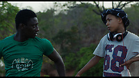 Wallay (2017)<br /> Ibrahim Koma and Makan Nathan Diarra <br /> *Filmstill - Editorial Use Only*<br /> CAP/KFS<br /> Image supplied by Capital Pictures