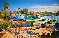 La Laguna del Cura in Cienfuegos, Cuba