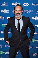 Jean Dujardin : 7&egrave;me C&eacute;r&eacute;monie des Magritte du Cin&eacute;ma, qui r&eacute;compense le septi&egrave;me art belge, au Square, &agrave; Bruxelles.<br /> 7th edition of the Magritte du Cinema awards ceremony.<br /> Belgium, Brussels, 4 February 2017