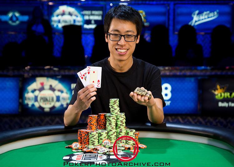 2015 WSOP Event #2: $5,000 No-Limit Hold'em