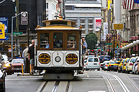 San Francisco Cable Car, California, United States of America