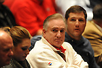 Sean Touhy attends a press conference where Ole Miss head football coach Hugh Freeze was introduced at the Ford Center on campus in Oxford, Miss. on Monday, December 5, 2011.