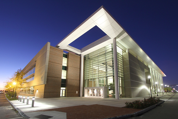 Cape Fear Community College Humanities and Fine Arts Center