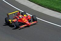 10-18 May 2008, Indianapolis, Indiana, USA. Justin Wilson's Honda/Dallara.©2008 F.Peirce Williams USA.