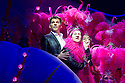 London, UK. 21.03.2014. I CAN'T SING, by Harry Hill and Steve Brown, directed by Sean Foley, opens at the London Palladium. Picture shows: Nigel Harman (as Simon), and Billy Carter (as Gerrard). Photograph © Jane Hobson.