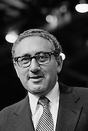 23 Aug 1972, Miami, Florida, USA --- Henri Kissinger attending the Republican Convention which saw Richard Nixon announce his candidacy to the Presidency of the USA. --- Image by © JP Laffont/Sygma/Corbis