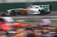 F1 GP of Australia, Melbourne 26. - 28. March 2010.Paul di Resta (GBR), Force India ..Picture: Hasan Bratic/Universal News And Sport (Scotland).
