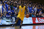 29 December 2014: Toledo's Justin Drummond. The Duke University Blue Devils hosted the University of Toledo Rockets at Cameron Indoor Stadium in Durham, North Carolina in a 2014-16 NCAA Men's Basketball Division I game. Duke won the game 86-69.