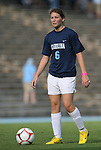 27 September 2009: North Carolina's Brittani Bartok. The University of North Carolina Tar Heels defeated the Wake Forest University Demon Deacons 4-0 at Fetzer Field in Chapel Hill, North Carolina in an NCAA Division I Women's college soccer game.