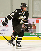 Mike Hull (Army - 9) - The host Colgate University Raiders defeated the Army Black Knights 3-1 in the first Cape Cod Classic on Saturday, October 9, 2010, at the Hyannis Youth and Community Center in Hyannis, MA.