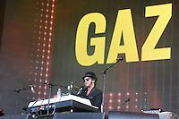 JUN 26 Coombes performing at Barclaycard British Summer Time