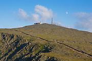 Skyline Switch, Mount Washington Cog